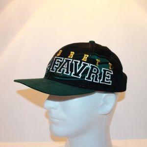 Brett Favre Greenbay Packers Snapback Hat